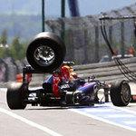 Thể thao - F1 rúng động sau vụ tai nạn ở German GP