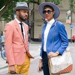 """Thời trang - Những chàng trai """"đỏm"""" trên phố London"""
