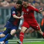 Bóng đá - Đặt Robbery và Messi-Ronaldo lên bàn cân