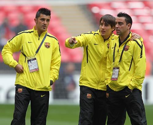 Barca mua trung vệ: Có tiền rồi tính - 1