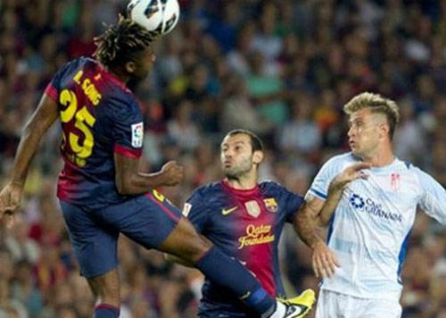 Barca mua trung vệ: Có tiền rồi tính - 2