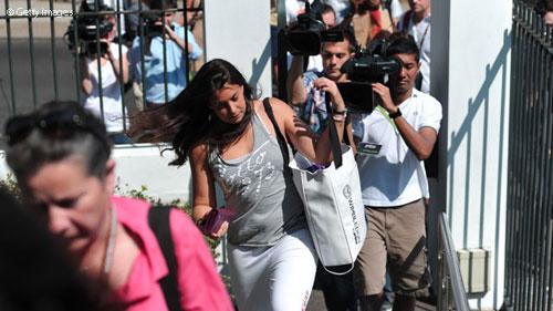 "Marion Bartoli ""lột xác"" sau Wimbledon - 4"