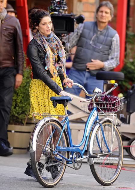 Hãy ăn vận sành điệu khi đi xe đạp! - 9