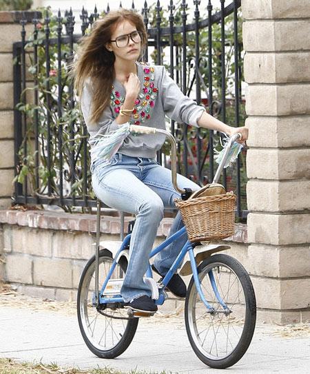 Hãy ăn vận sành điệu khi đi xe đạp! - 15