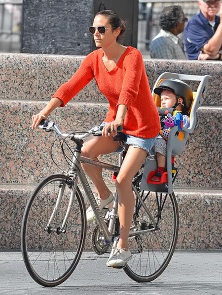 Hãy ăn vận sành điệu khi đi xe đạp! - 16