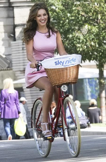 Hãy ăn vận sành điệu khi đi xe đạp! - 4