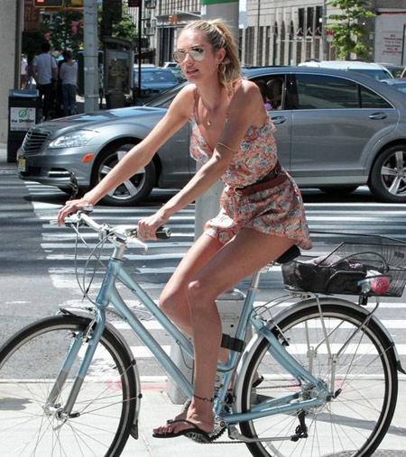 Hãy ăn vận sành điệu khi đi xe đạp! - 6