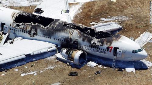 Văn hóa thứ bậc HQ làm máy bay rơi nhiều hơn? - 1