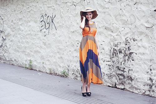 Trang phục của một độc giả đa phong cách - 5