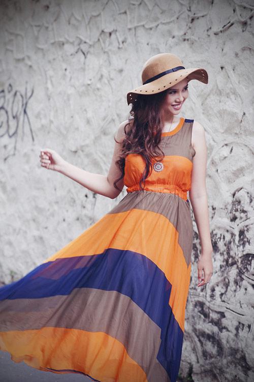 Trang phục của một độc giả đa phong cách - 4