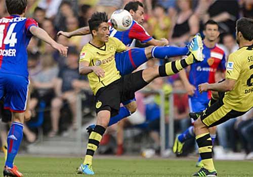 Basel – Dortmund: Dấu ấn tân binh - 1