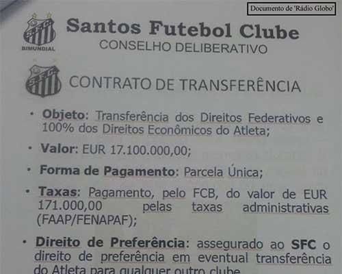 """Barca mua Neymar với giá """"rẻ như cho"""" - 1"""