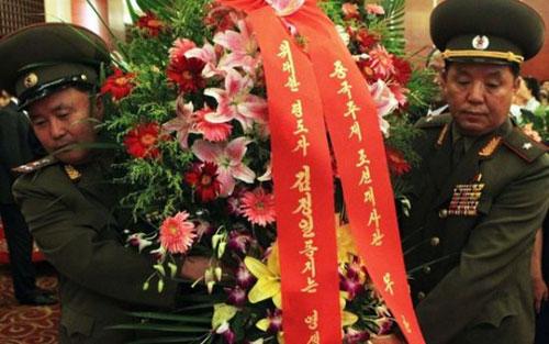 TQ tặng tượng sáp Kim Jong-il cho Triều Tiên - 2