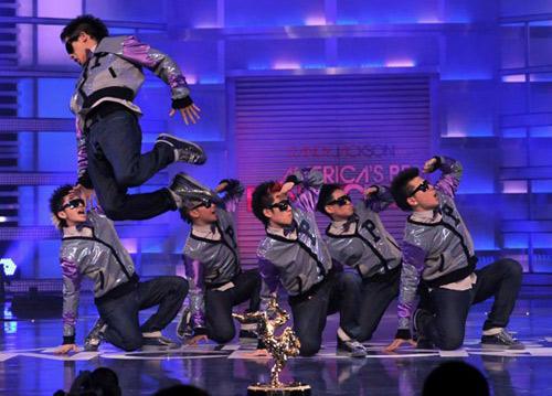Thần tượng Hip hop Mỹ làm giám khảo Got to dance - 1