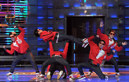 Thần tượng Hip hop Mỹ làm giám khảo Got to dance - 4