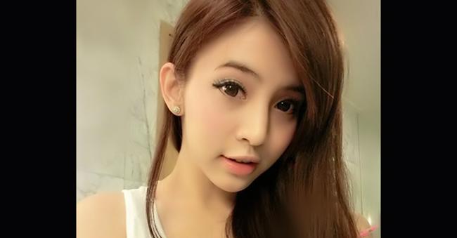 Chandaly Sitphaxay là một cô gái xinh đẹp từ Viêng Chăn, Lào.