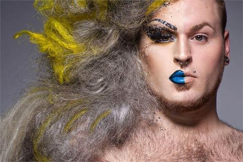 Ngạc nhiên với màn hóa gái nhờ make up - 12