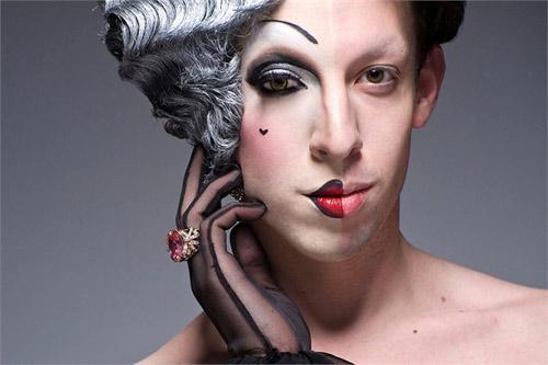 Ngạc nhiên với màn hóa gái nhờ make up - 14