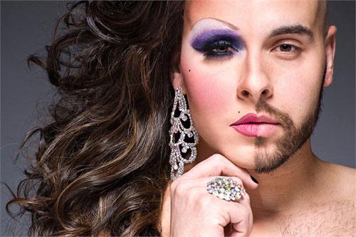 Ngạc nhiên với màn hóa gái nhờ make up - 4