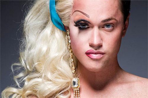Ngạc nhiên với màn hóa gái nhờ make up - 8