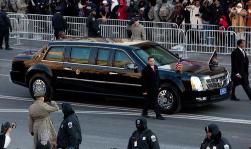 Cadillac, Lincoln tranh nhau làm xe cho TT Obama - 1