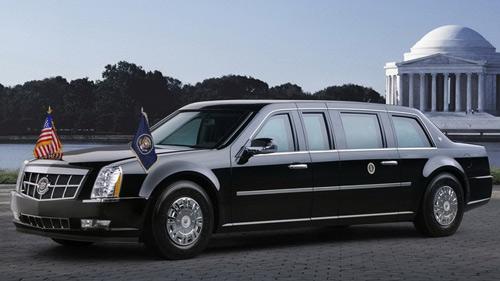 Cadillac, Lincoln tranh nhau làm xe cho TT Obama - 2