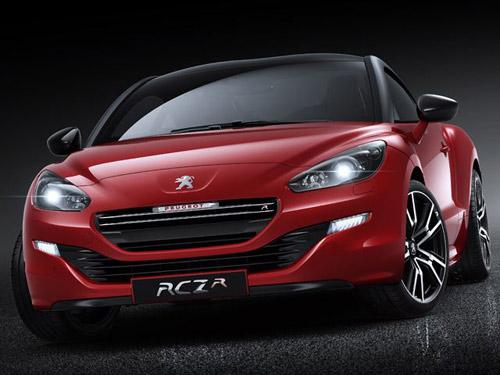 Peugeot RCZ R 2013 chính thức lộ diện - 2