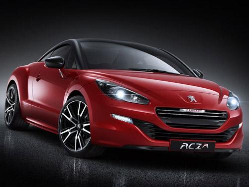 Peugeot RCZ R 2013 chính thức lộ diện - 3