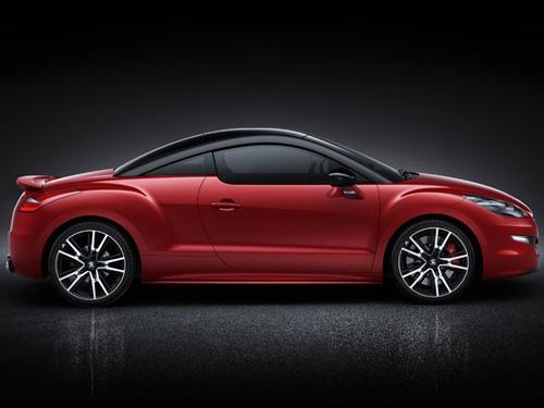 Peugeot RCZ R 2013 chính thức lộ diện - 4