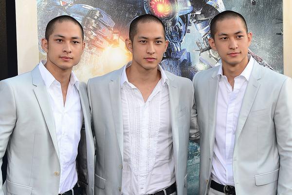 Ba anh em gốc Việt trong vòng vây fan - 1
