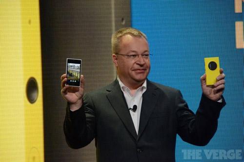 Nokia Lumia 1020 chính thức trình làng - 1