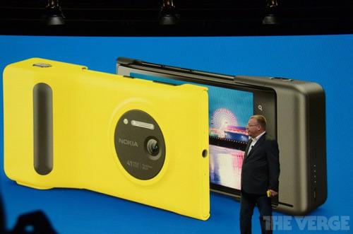 Nokia Lumia 1020 chính thức trình làng - 8
