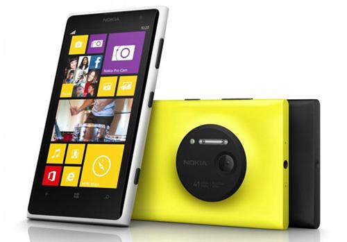 Nokia tung video quảng cáo Lumia 1020 - 2