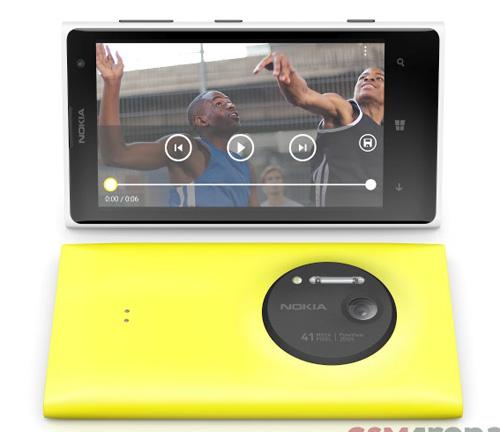 Nokia tung video quảng cáo Lumia 1020 - 4