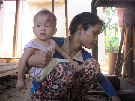 Làm mẹ tuổi vị thành niên: 16 đã sinh 2 lần - 1