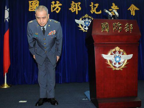 Tướng tá Đài Loan bị phạt vì ngược đãi lính - 1