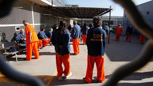 Mỹ: Hơn 12.000 tù nhân đồng loạt tuyệt thực - 2