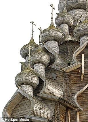 Cận cảnh lâu đài làm bằng gỗ lớn nhất TG - 5