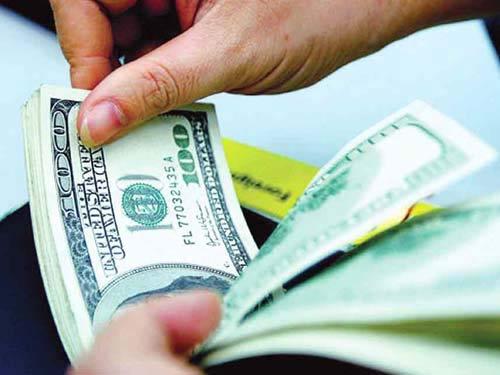 Giá mua USD đồng loạt giảm - 1