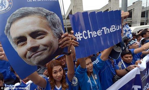Mourinho gây cơn sốt ở Thái Lan - 7