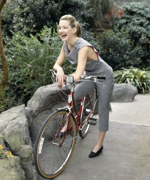 Hãy ăn vận sành điệu khi đi xe đạp! - 7