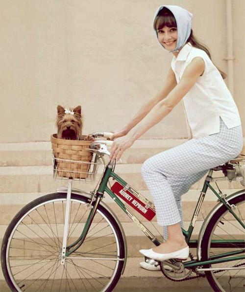 Hãy ăn vận sành điệu khi đi xe đạp! - 2