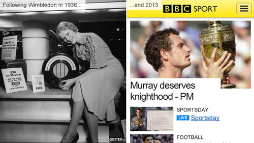 Wimbledon: Murray & vòng quay 77 năm - 3