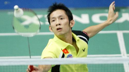Hạ tay vợt chủ nhà, Tiến Minh vào bán kết giải Mỹ mở rộng - 1