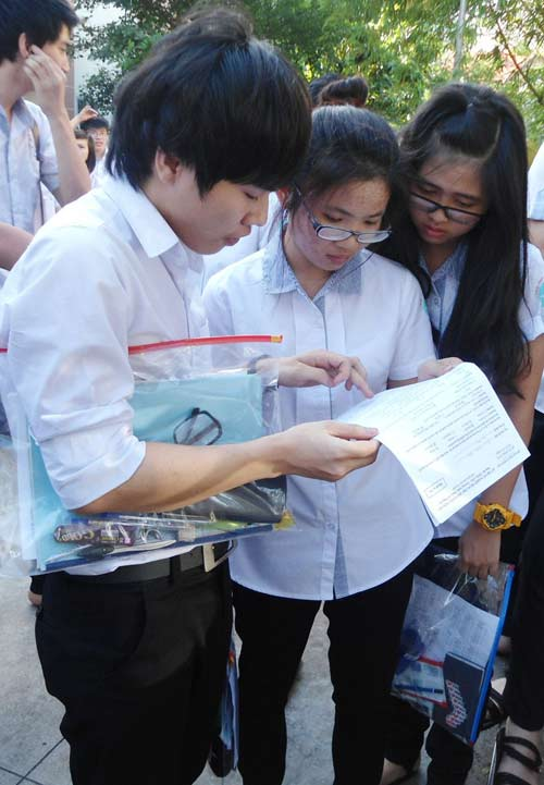 TP.HCM: Dự kiến điểm chuẩn lớp 10 giảm nhẹ - 1
