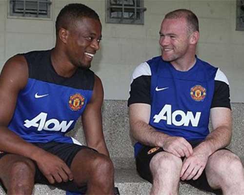 Rooney: Chấn thương hay lý do khác? - 1