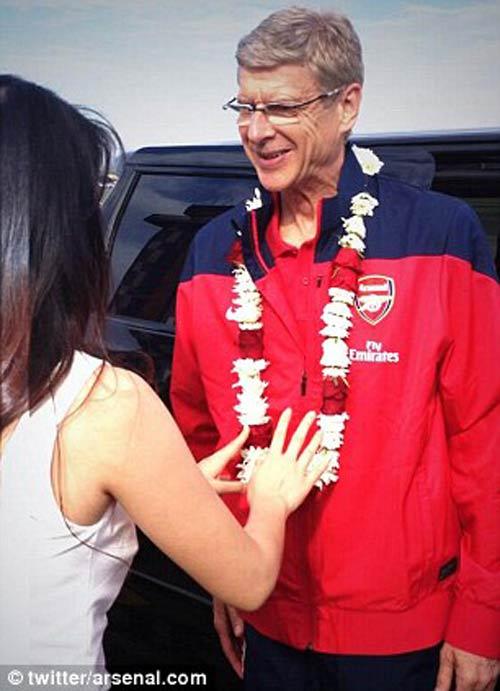 Arsenal đã tới Indonesia - 1
