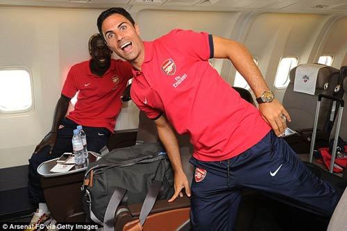 Arsenal đã tới Indonesia - 4