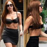 Thời trang - Lady Gaga mặc nội y vô tư dạo phố