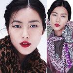 Thời trang - Cận cảnh vẻ đẹp trong suốt của Liu Wen